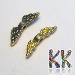 Andělská křídla - 12 x 3 x 2 mm