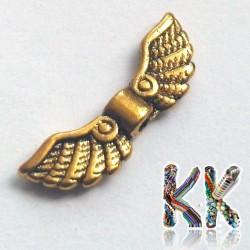 Přívěsek křídla - 22 x 7 x 2 mm
