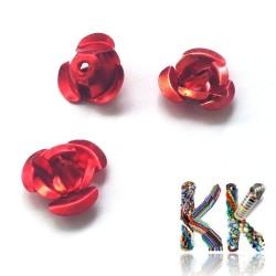 Hliníková růžička - lakovaná - ∅ 12 mm