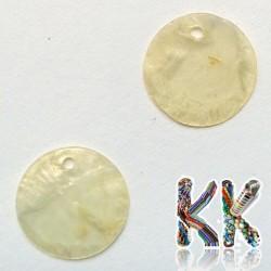 Perleťové plasičky - ∅ 15 mm