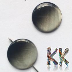 Perleťové placičky polobarvené - ∅ 18 mm