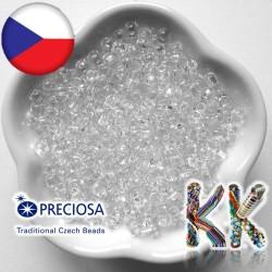 Rokajl Preciosa - 5/0 - průhledný