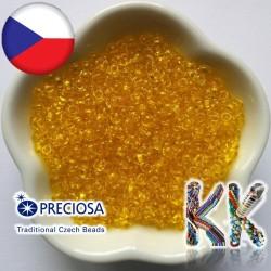 Rokajl Preciosa - 7/0 - průhledný