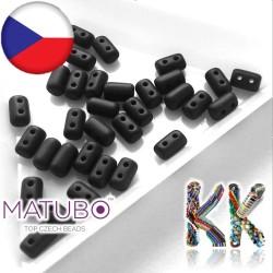 MATUBO™ RULLA - neprůhledná matná  - ∅ 3 x 5 mm