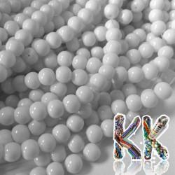 Barvené kuličky - neprůhledné - ∅ 6 mm
